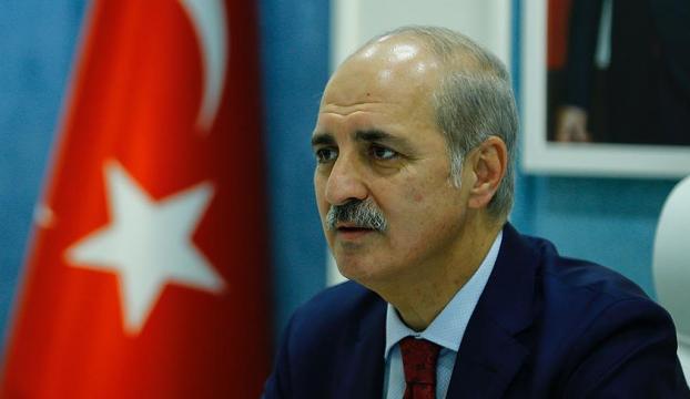 Kurtulmuş : Berlin ne kadar güvenliyse İstanbul da o kadar güvenli