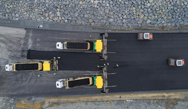 Kuzey Marmara Otoyolunun TEM kavşağı açılıyor