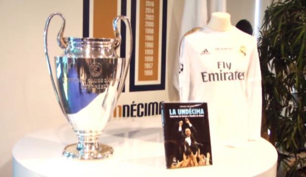 Real Madrid, 11. kupayı kitaplaştırdı