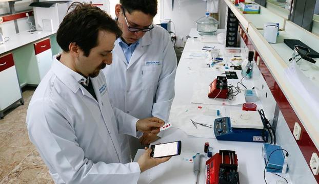 Cep telefonları kan tahlili yapabilecek