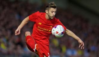 Liverpool, Lallana ile sözleşme yeniledi