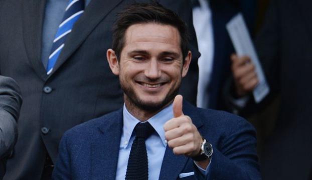 Lampard, Derby Countyyi çalıştıracak