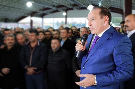 Lastik-İş Genel Başkanı Karacan'a silahlı saldırı