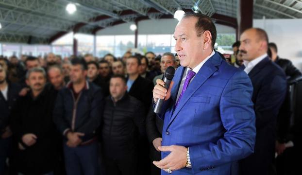 Lastik-İş Genel Başkanı Karacana silahlı saldırı