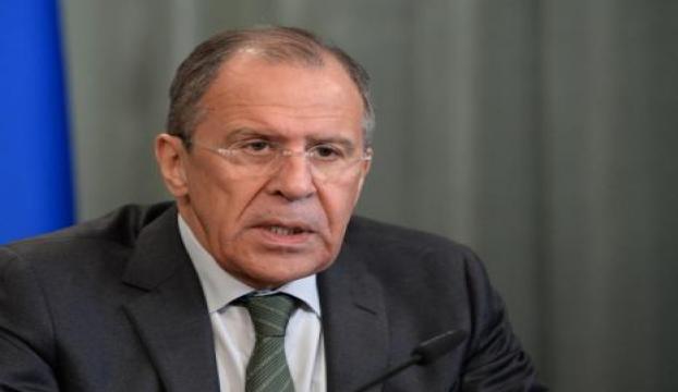 Lavrovdan Suriye açıklaması