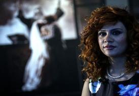 Suriyeli müzisyen Lena Chamamyan İstanbul'da konser verecek