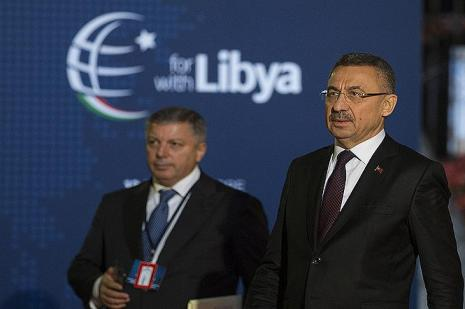 Türkiye Libya Konferansı'ndan çekildi