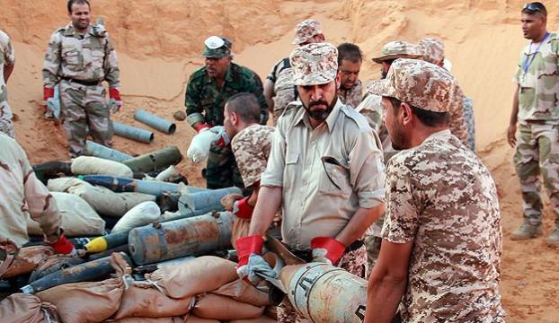Libyada iç savaş büyüyor