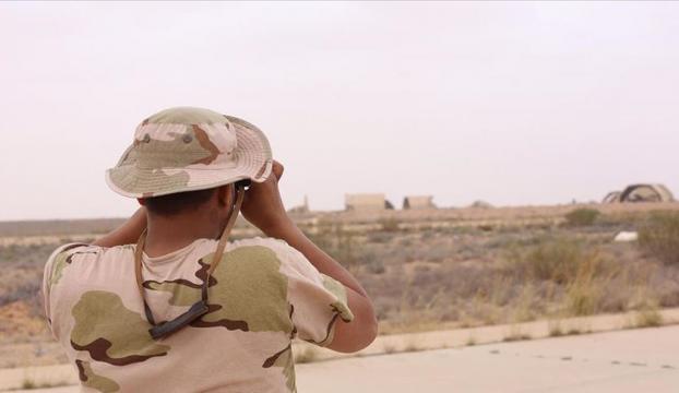 Libya ordusu, Hafter milislerinin üç hava savunma sistemini daha imha etti