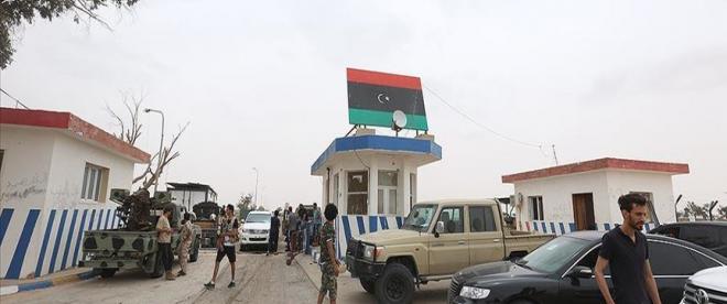 Libya Ordusu: Hafter saflarındaki paralı askerlerin tahliyesi için 7 uçak geldi