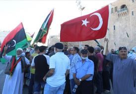 """Libya Müftüsünden halka, """"Türkiye ile iş birliğini gösterilerle destekleyin"""" çağrısı"""