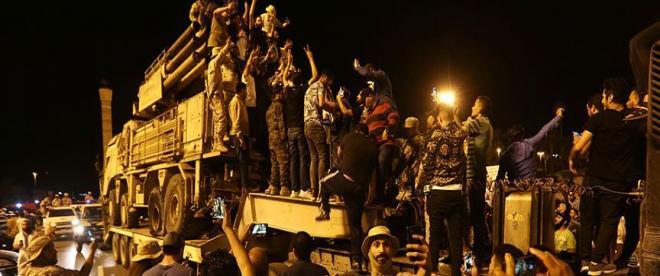 """Libya Başkanlık Konseyi Üyesi: """"Hafterin sonu geldi, yakında cezasını çekecek"""""""