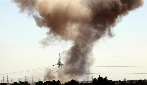 Mısır Libyaya yönelik hava saldırılarını sürdürüyor