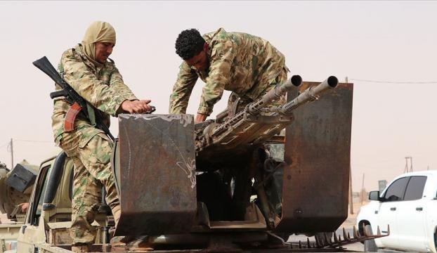 Libya ordusunun Sirteye yönelik seferberliği devam ediyor