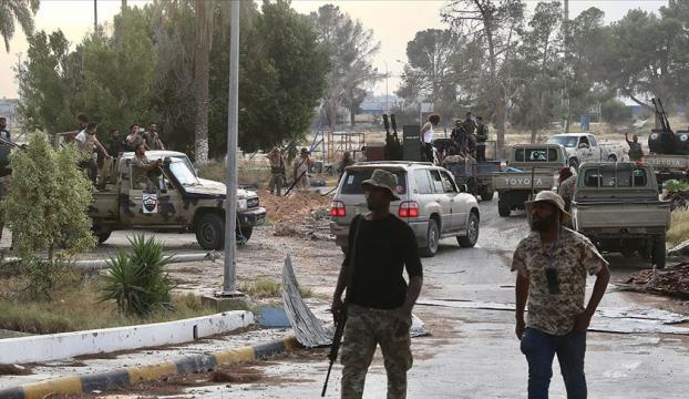 Libya Terhunedeki bir hastanede aralarında kadın ve çocukların da olduğu 106 ceset bulundu
