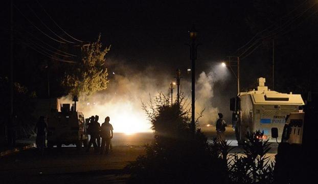 Polise ateş açıldı