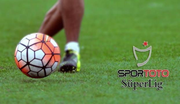 Futbol: Spor Toto Süper Ligde görünüm