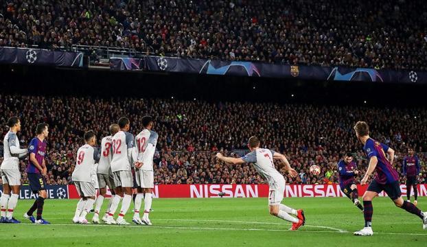 Liverpool, 4 yenilgiyle finalde!