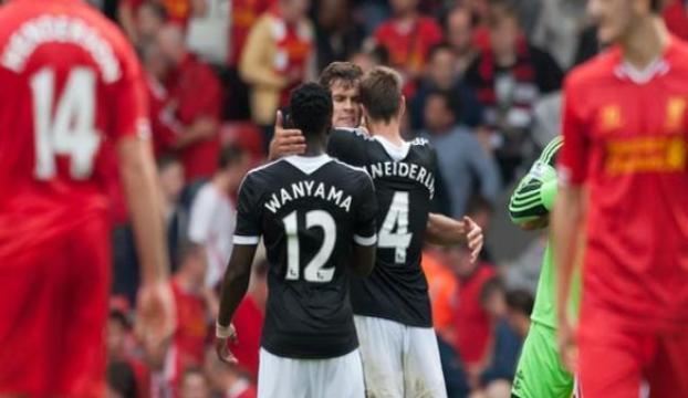 Liverpool sahasında ilk kez kaybetti