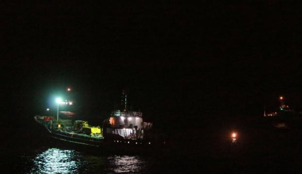 Mülteci gemisine kurtarma operasyonu