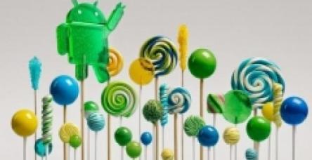 Samsung Galaxy S4'te Lollipop