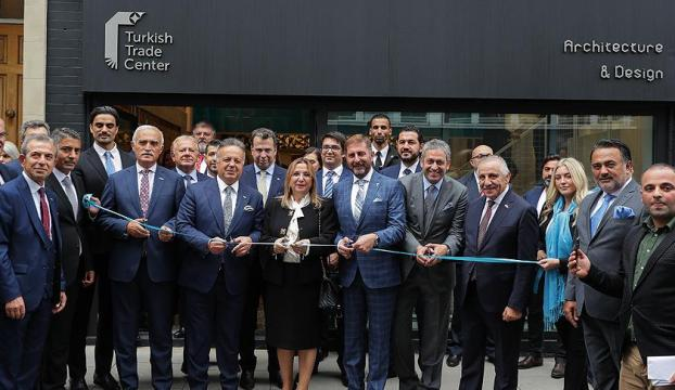 Londrada Türk Ticaret Merkezi açıldı