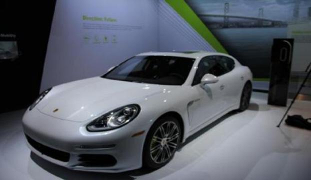 Los Angeles Auto Show başladı