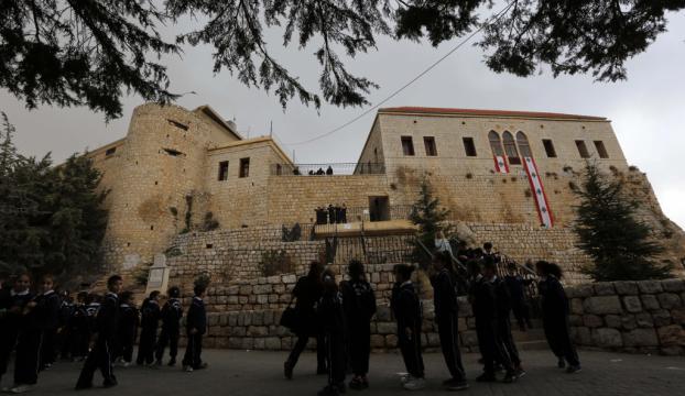 Lübnanın bağımsızlığının tarihi simgesi: Raşayya Kalesi