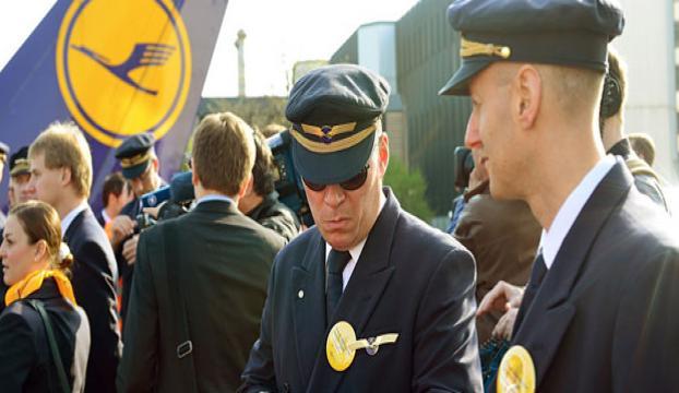 Lufthansada pilotlar yeniden greve gidiyor