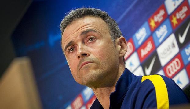 Luis Enrique Barcelonayı bırakıyor!