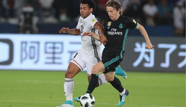 Modric, Avrupada yılın futbolcusu seçildi