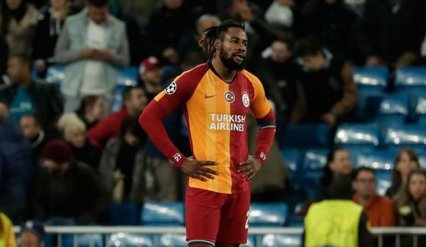 Galatasarayda Luyindama sezonu kapattı