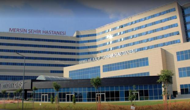 Mersin Şehir Hastanesi dünyaya açılıyor