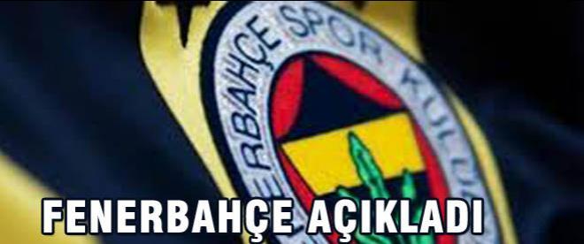 Fenerbahçe'den Diego Ribas açıklaması