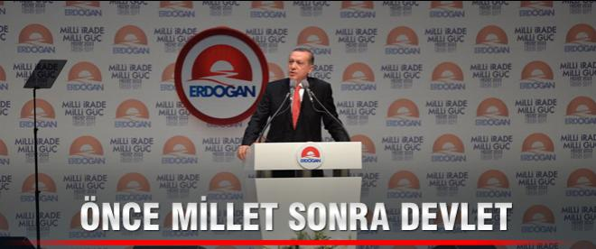 Erdoğan Vizyon Belgesini açıkladı