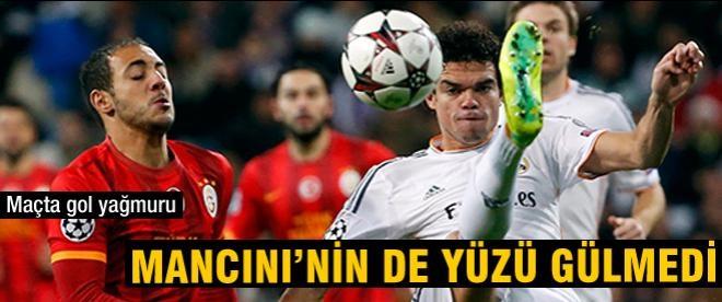 Real Madrid 4 - 1 Galatasaray