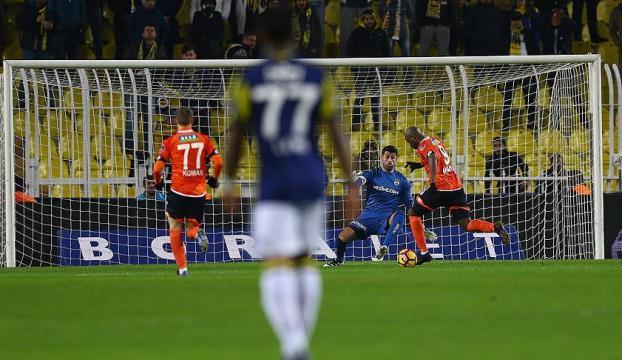 Fenerbahçeden kritik puan kaybı