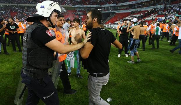 Beşiktaş ve Konyasporun cezası belli oldu