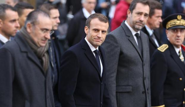 Fransadan Trumpa tepki!