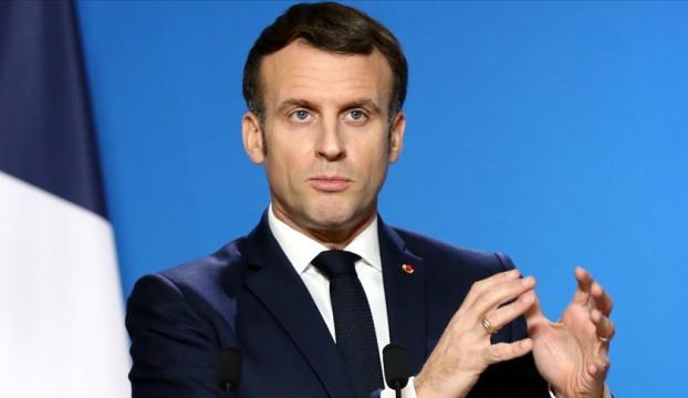 """Macron: """"Türkler tarafından bir sonraki seçimde müdahale girişimleri olacak"""""""