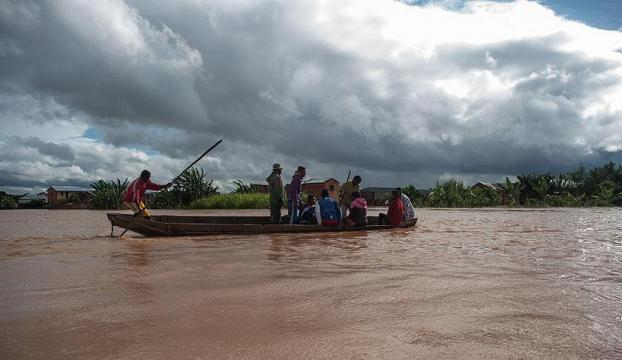 Madagaskarda kaplumbağa etinden zehirlenen 8 kişi öldü