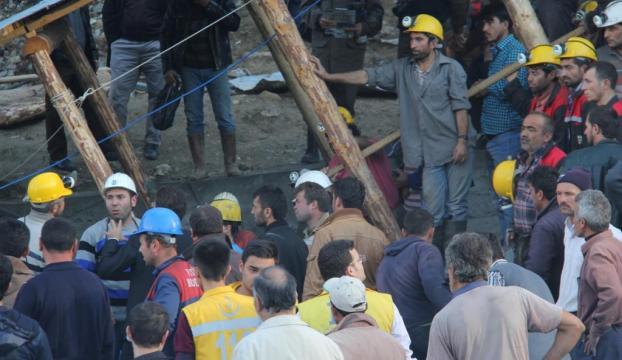Kurtulan işçiler kazayı anlattı