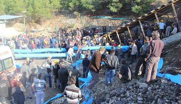 Kömür ocağında facia: 18 işçi mahsur