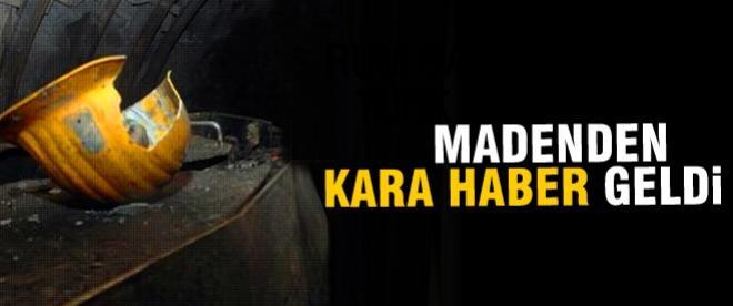 Maden ocağında kaza: 4 ölü, 1 yaralı