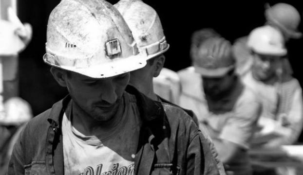 Somada madenciler eyleme başladı