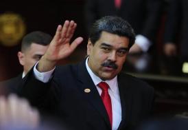 """Maduro, ABD ve Kolombiya'yı """"ülkesine komplo kurmakla"""" suçladı"""