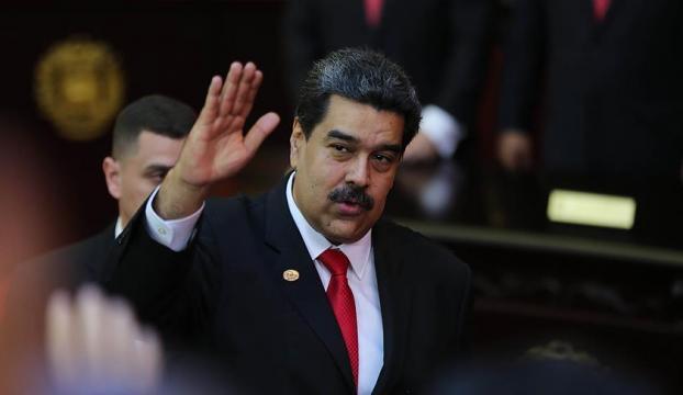 Madurodan Türkiye, Rusya ve Çine teşekkür