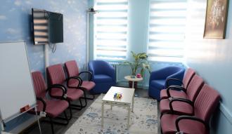 Mağdur çocuk ve kadınlar için özel ifade odaları