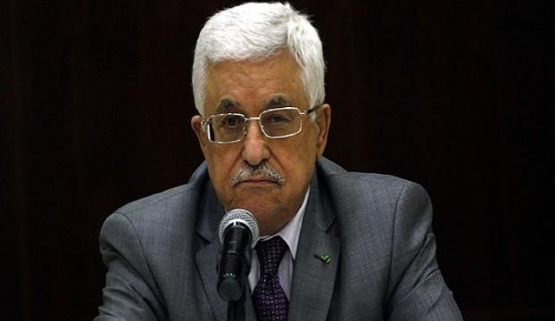 Filistin Devlet Başkanı Abbastan İsraile kınama