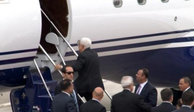 Filistin Devlet Başkanı Abbas Ürdünde